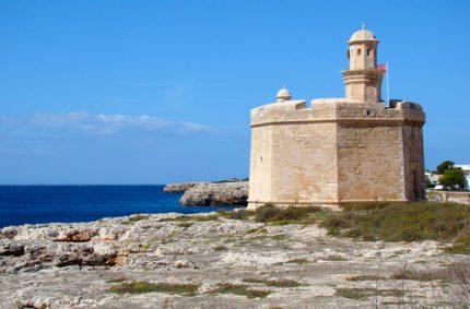 Castillo de Sant Nicolau