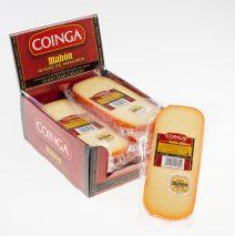 Slice of semi-matured cheese (200g)